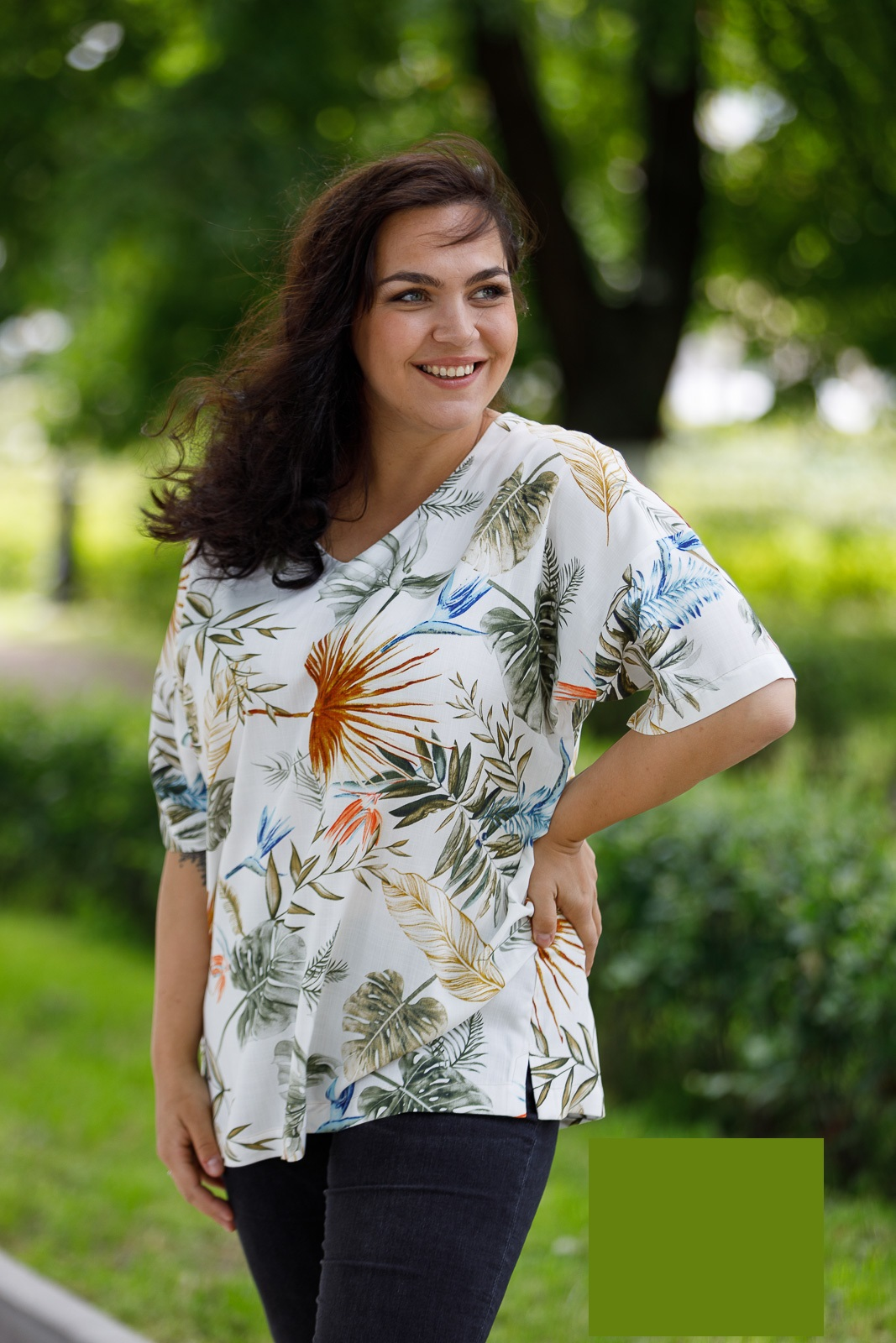 Изображение товара Santory Блуза Женская